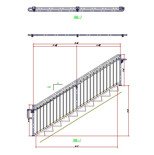 Types Of New Millennium Railings Railing Systems Page